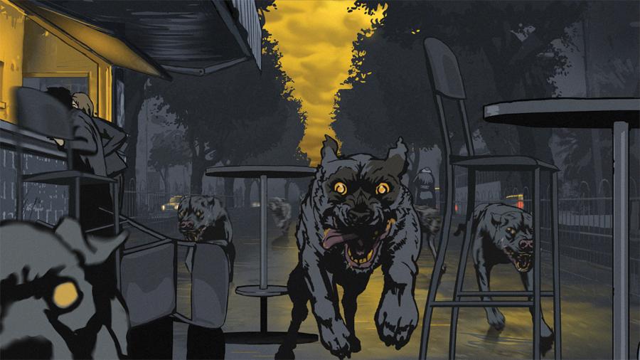 Waltz With Bashir (35mm)