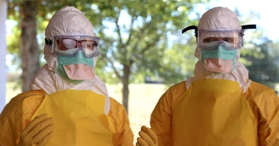 As a second healthcare worker contracts Ebola in Texas, the privatized U.S. hospital system is facing increasing scrutiny. (Photo: CDC)