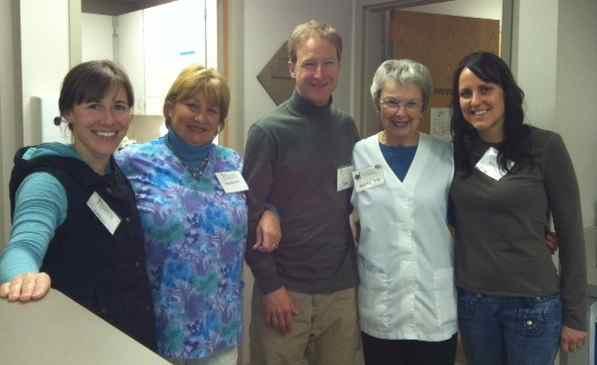 Volunteers in Medicine Night Shift