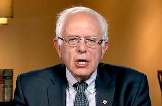 Senator Bernie Sanders, (I-VT)