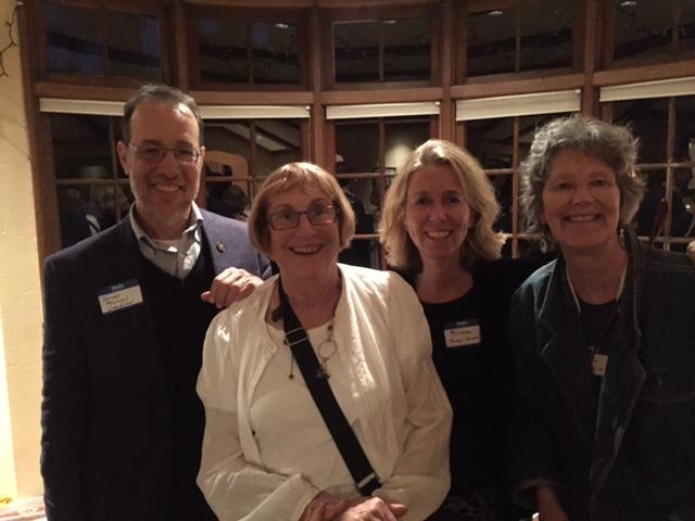 Michael Dembrow, Allisa Keny-Guyer, Mary Post, and Beth Kerwin.