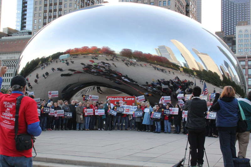 Single Payer Strategy Conference - Chicago, IL - October 30-November 1, 2015
