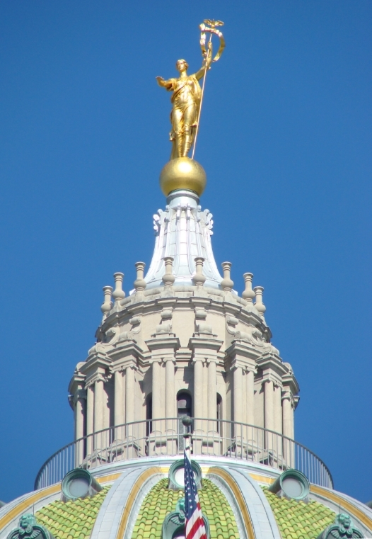 PA Capitol: Historical Landmark,