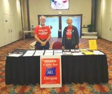 Bob and Jean at OCH conference.