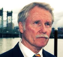 Former Governor John Kitzhaber