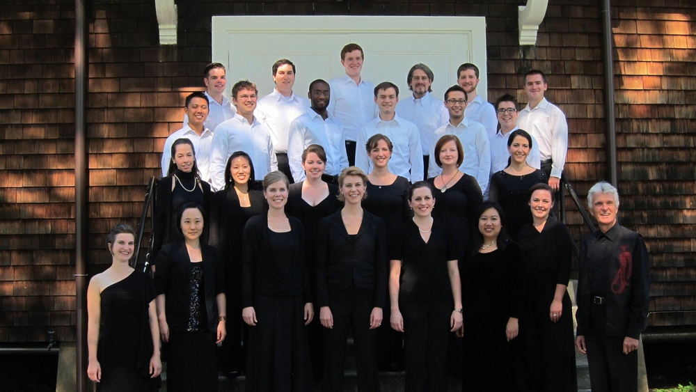 Yale/Norfolk Chamber Choir 2012