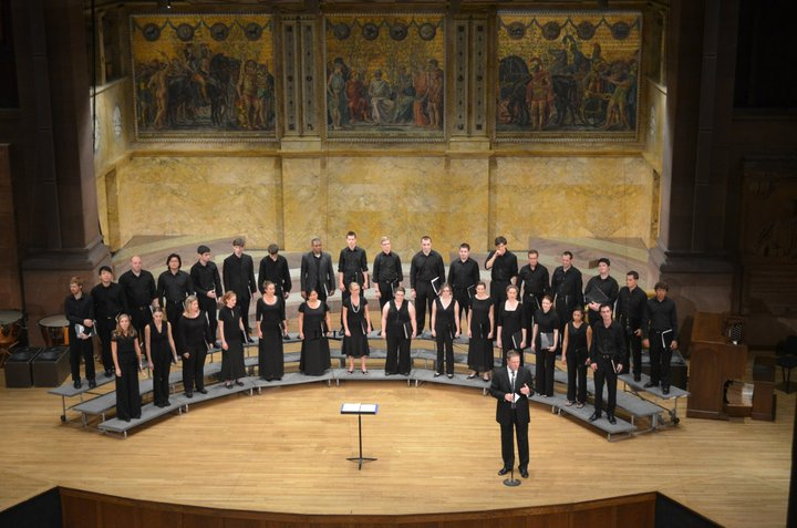 Westminster Chamber Choir 2011