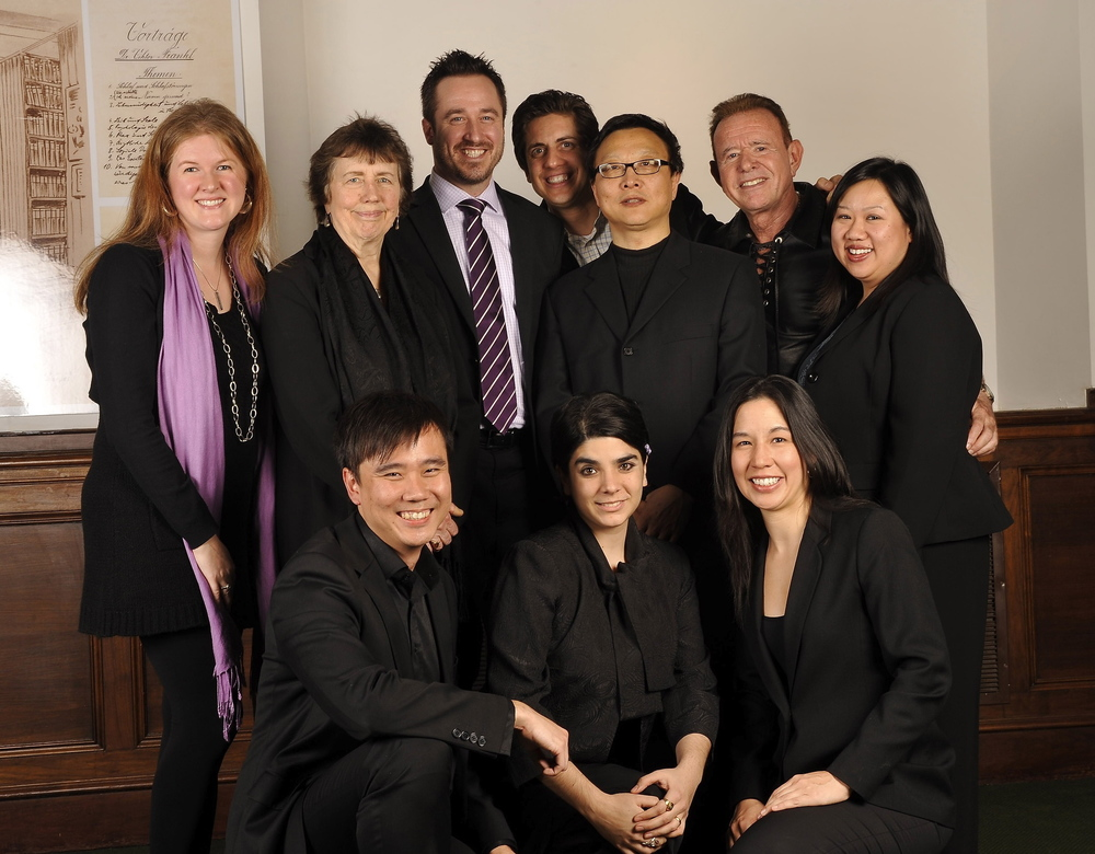 Transient Glory/Carnegie Hall Choral Symposium 2012