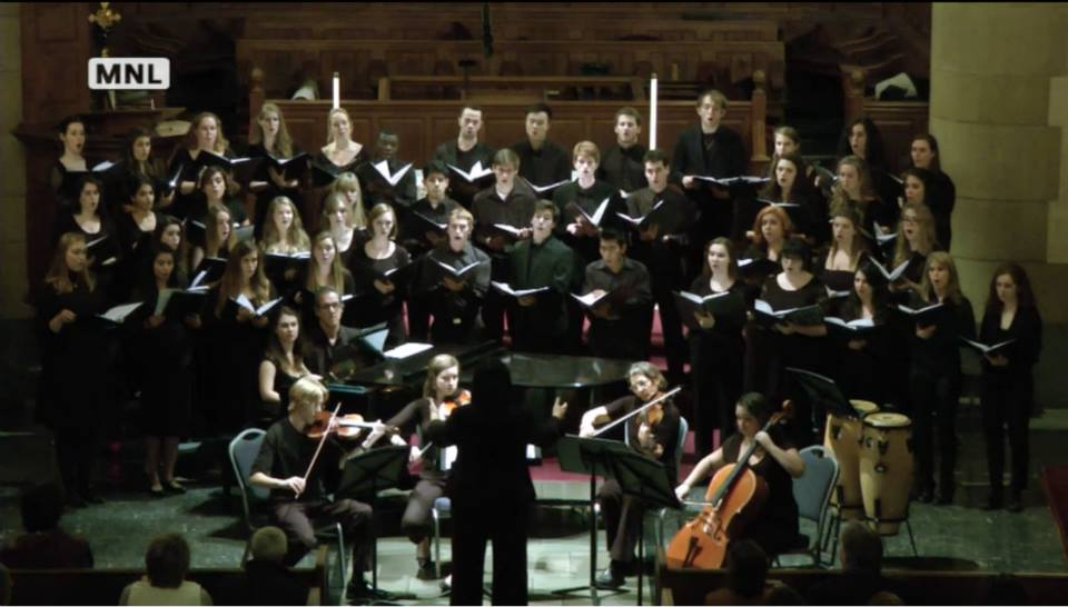 Connecticut College Chamber Choir