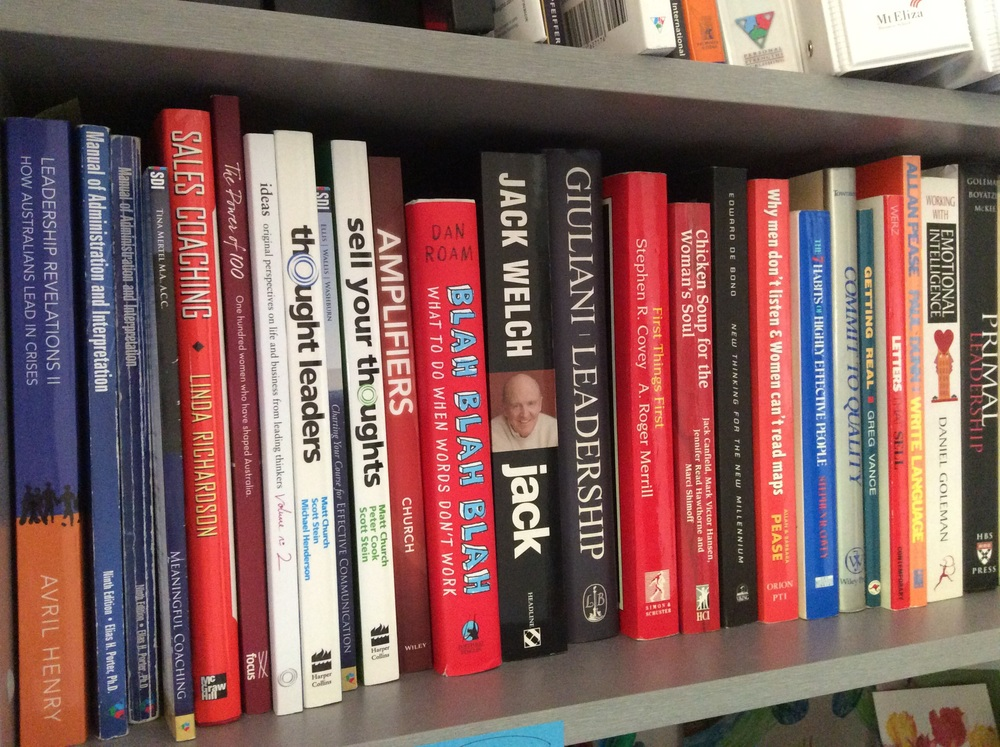 One little shelf!