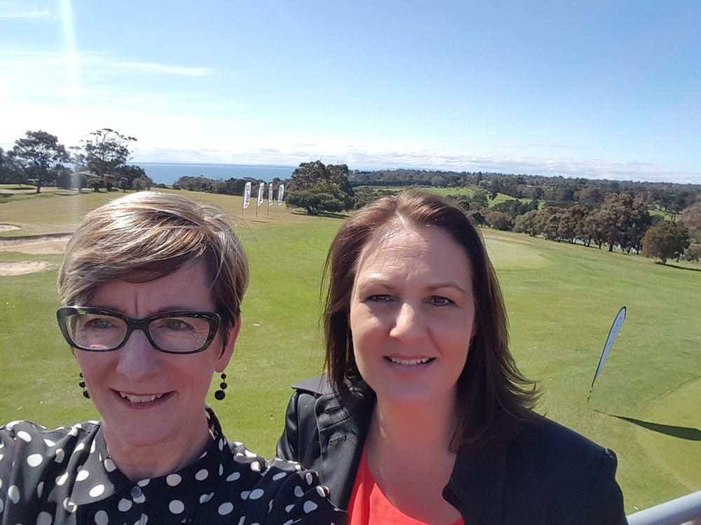 Louise Thomson & Kat Howell bring to the Frankston & Mornington Peninsula region a series of leadership sessions.