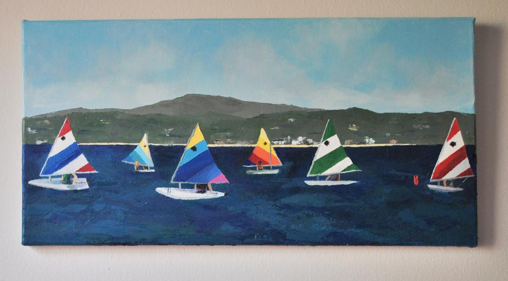 Sailing Saturdays