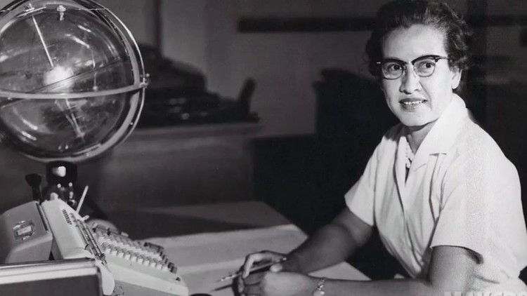 Katherine Coleman Goble Johnson is an African-American mathematician who made contributions to the United States' aeronautics and space programs with the early application of digital electronic computers at NASA.