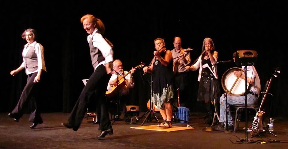 Just Twistin Hay & Inisheer Irish Dancers at Ormond Beach Performing Arts Center 2012.jpg