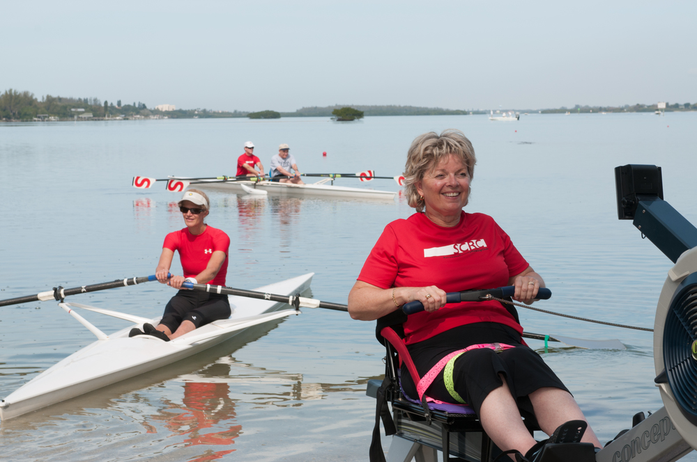Sarasota Adaptive Rowing Program