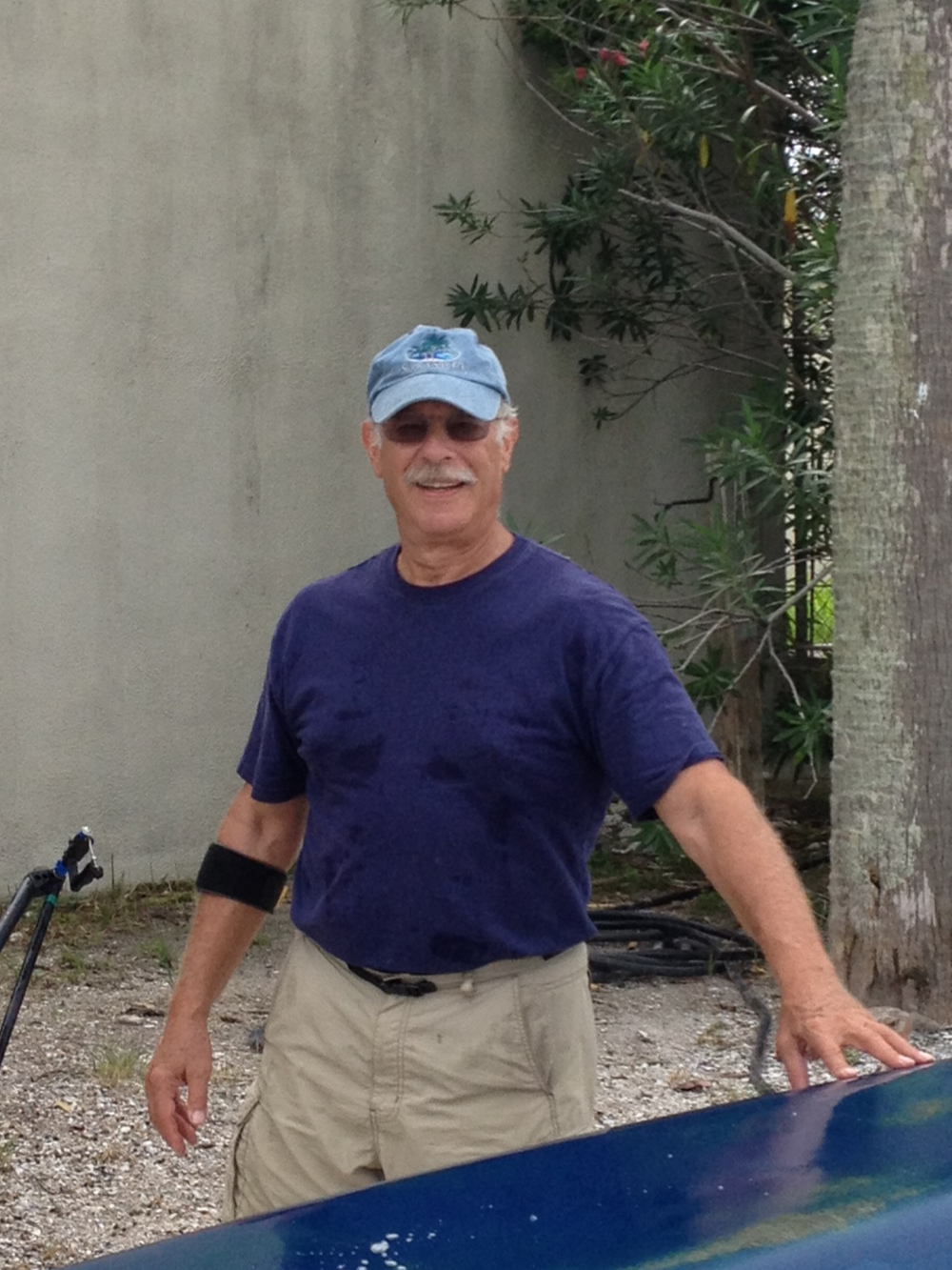 Rich Prager is an invaluable part of the team, always ready to lend a hand!