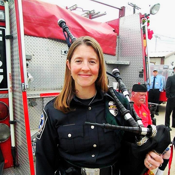 Lt. Lyzz Donelson, Austin Fire Dept.