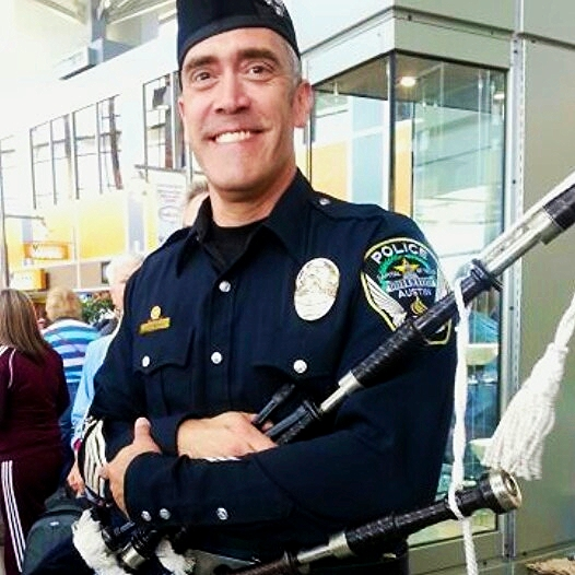 Sgt. David Crowder, Austin Police Dept.