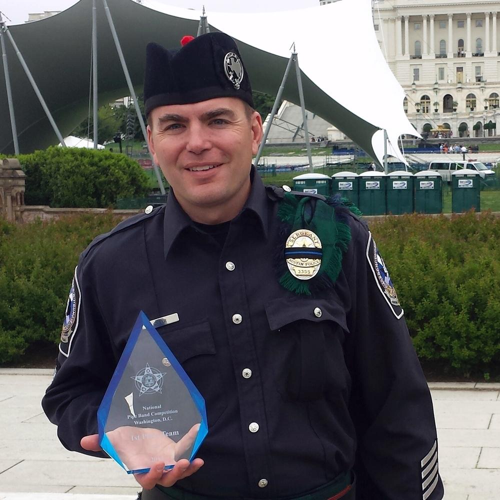 Detective Matt Greer, Austin Police Dept.