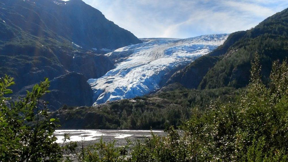 Exit Glacier 2016.