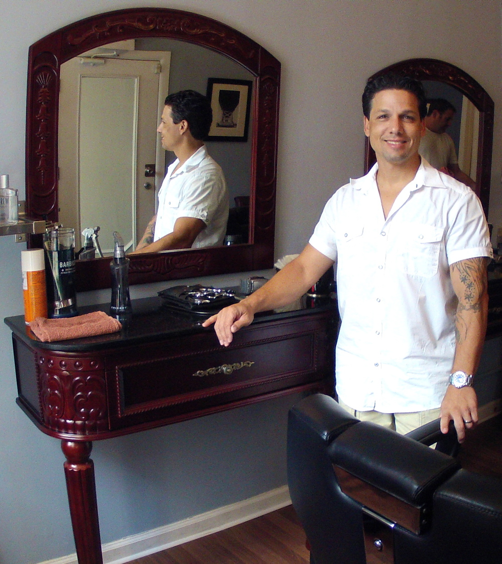 Gregory Rossi   Stylist & Owner, Rossi's Hair Studio