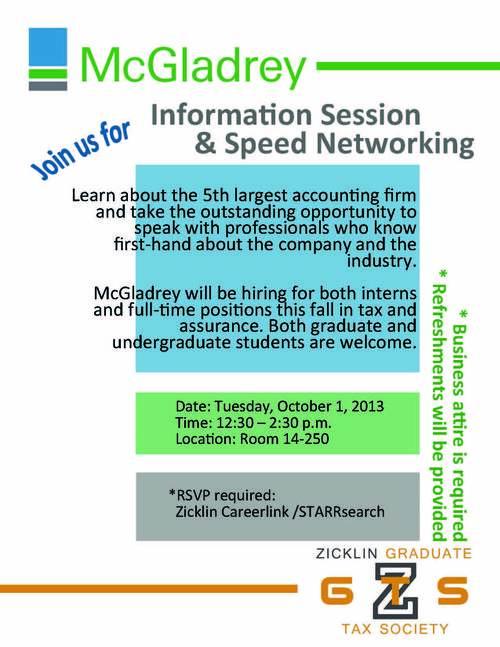 ZGTS McGladrey Information Session Flyer 10.01 V1.jpg