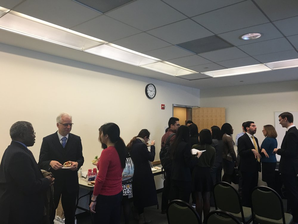 Tax Roundtable Networking Event