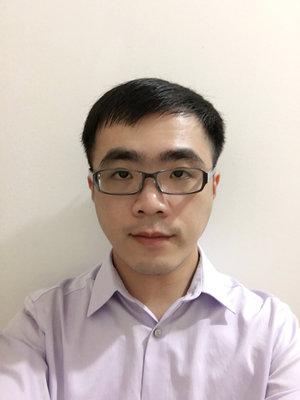 Wayne (Siwei) Chen, VP of Marketing