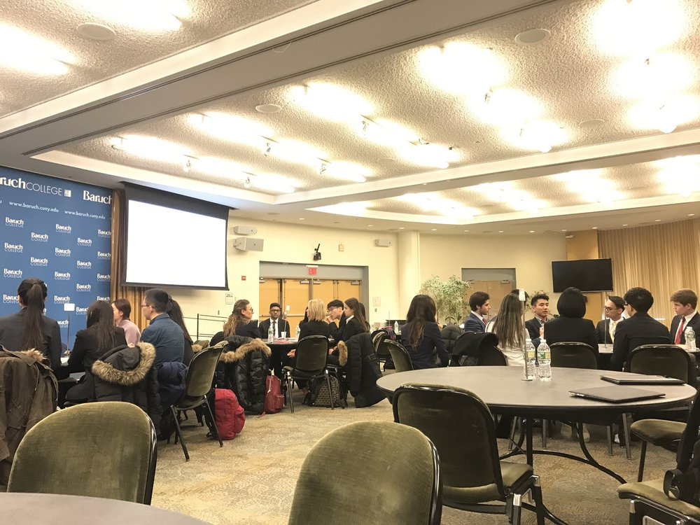 Speed Networking with Goldman Sachs