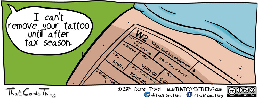THIS STRIP WAS MADE DURING THE 8 STRIPS IN 8 HOURS EVENT ON OCT. 4TH, 2014