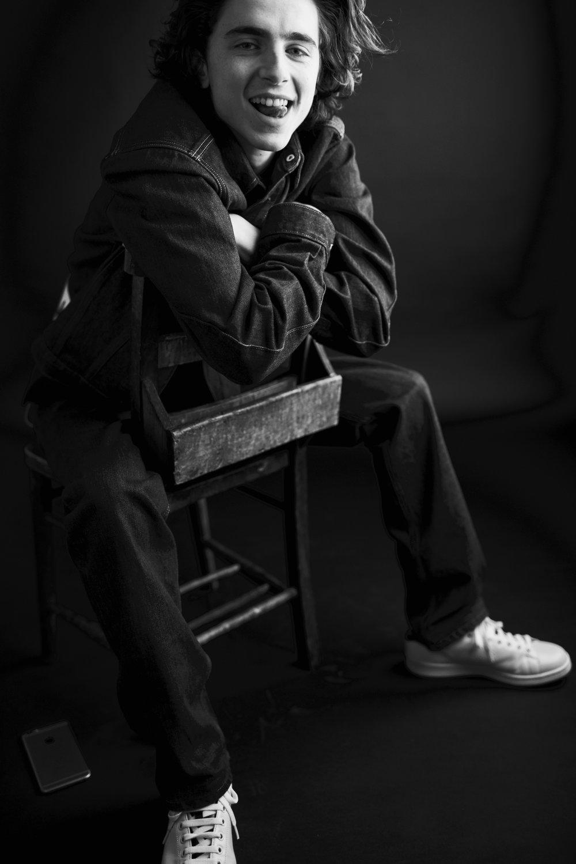 Anais pouliot by billy kidd mq photo shoot new foto
