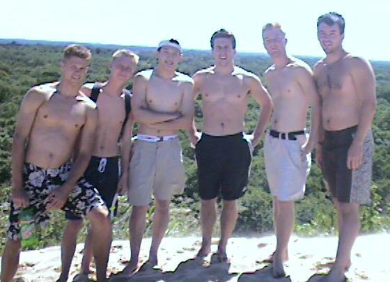 1999 - At Indiana Dunes!