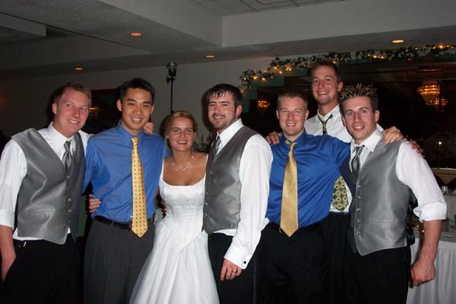 2003 - At a Oldskul Wedding