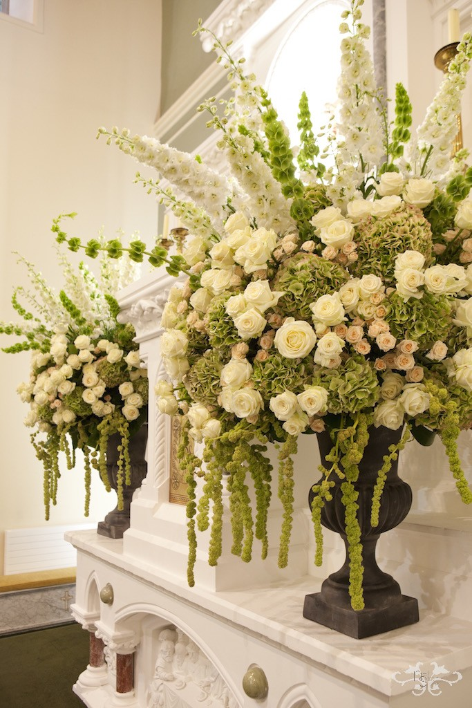 luxury floral design for weddings