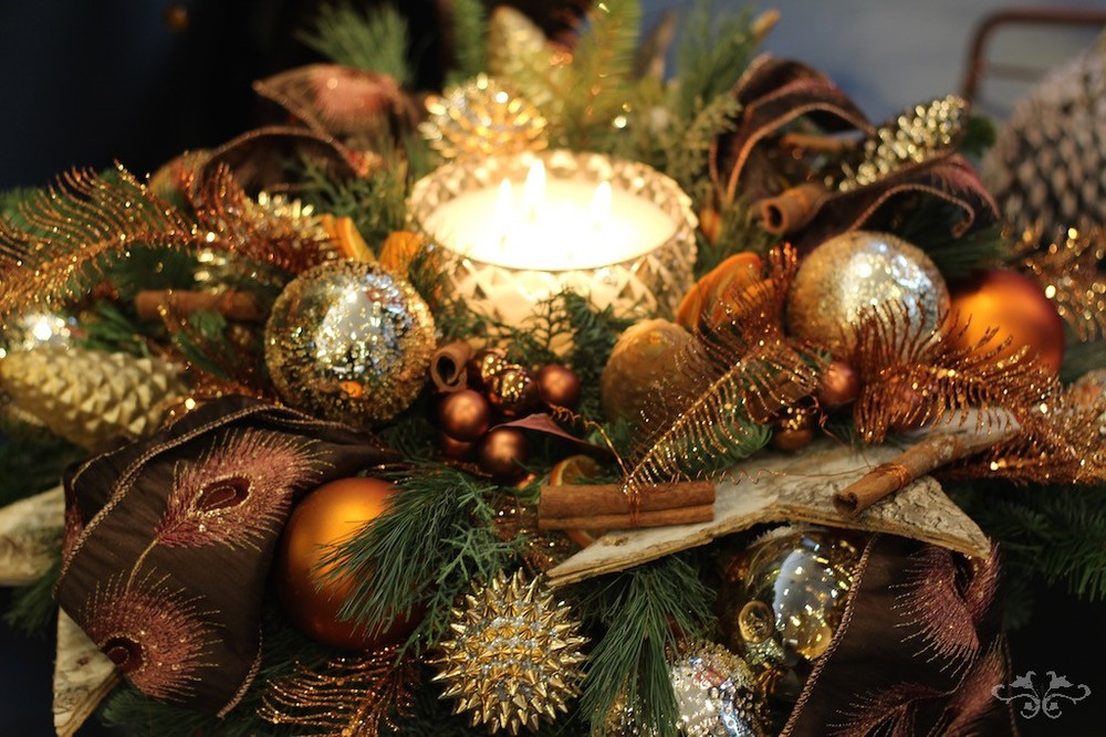 Ideas and Inspirations for Luxury Christmas Decorations ...