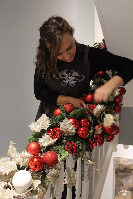 Neill Strain Christmas bannisters.jpg