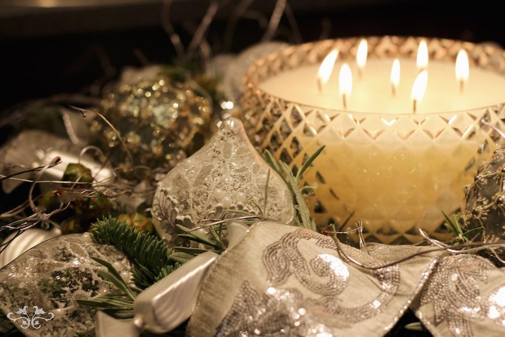 Neill Strain silver candle wreath.jpg