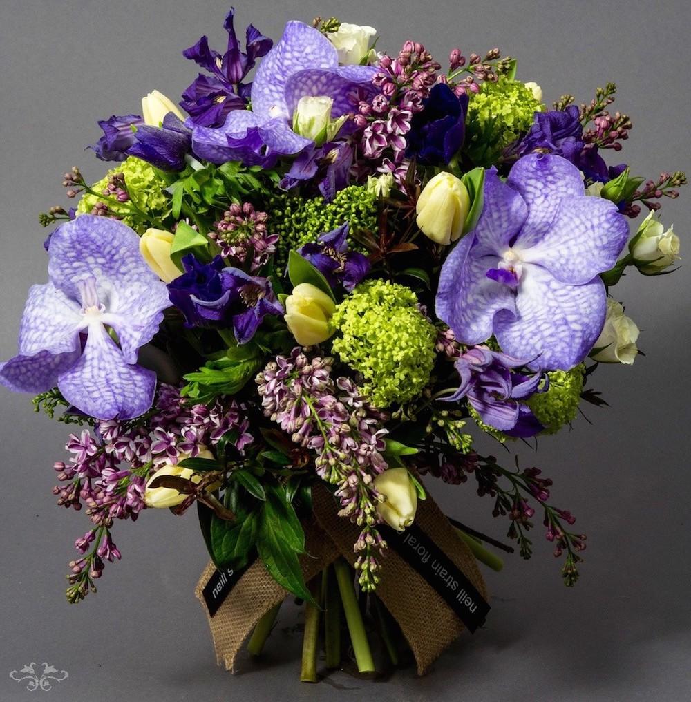 Neill Strain blue Valentines bouquet.jpg