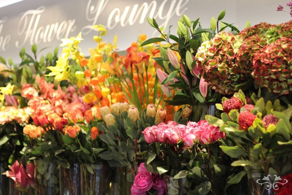 Autumn in Belgravia at Neill Strain Floral Couture