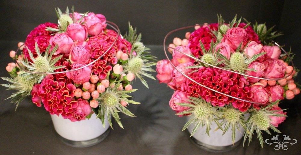 Thanksgiving flowers Neill Strain Belgravia Knightsbridge