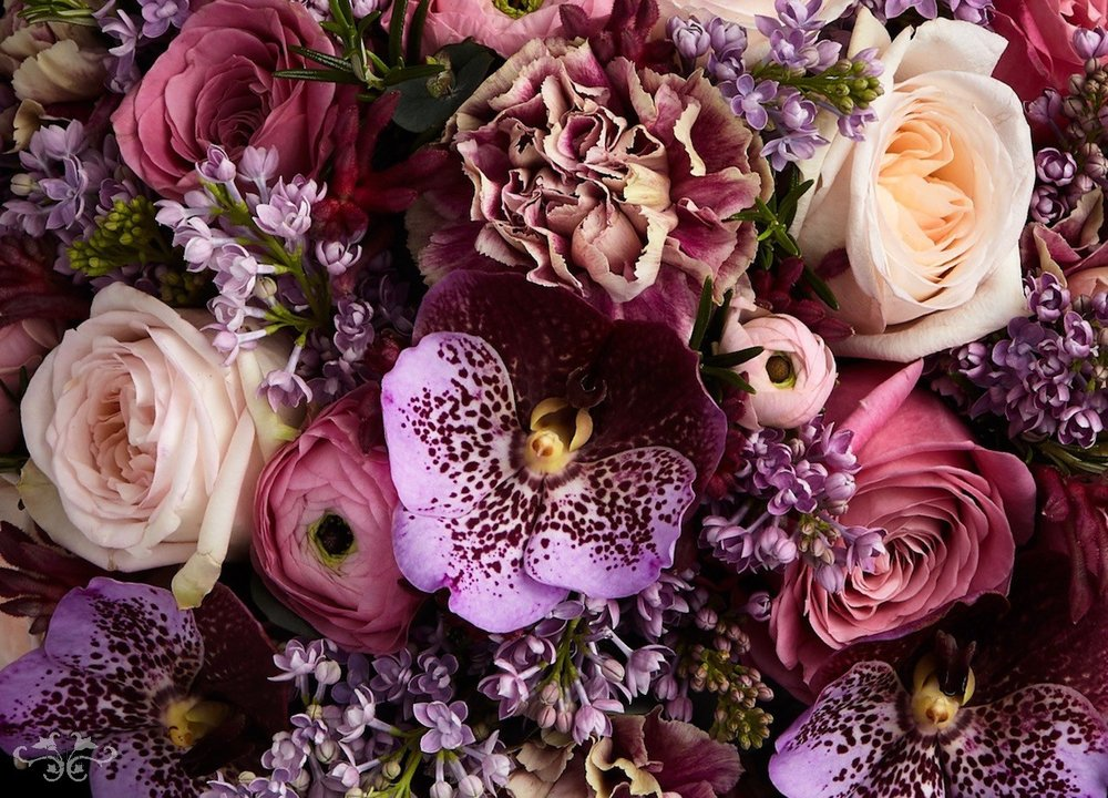 luxury bouquets and flower arrangements Belgravia Neill Strain