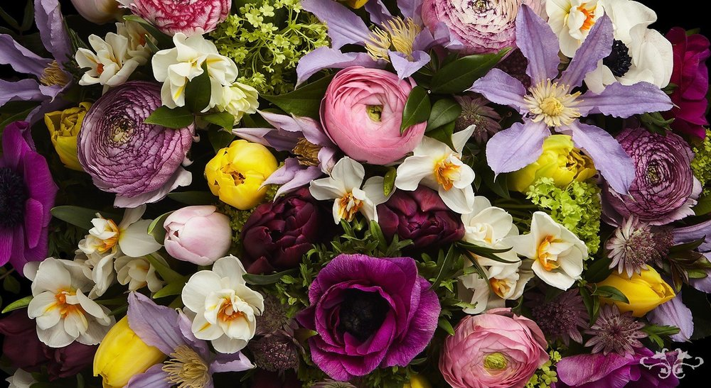 Mother's Day flowers by Neill Strain Floral Couture