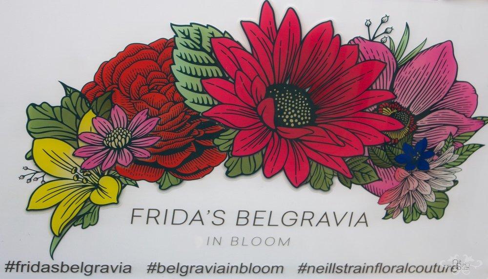 Frida's Belgravia by Neill Strain