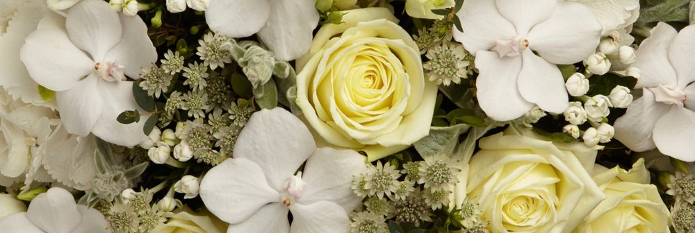Neill Strain Floral Couture care guide for floral arrangements