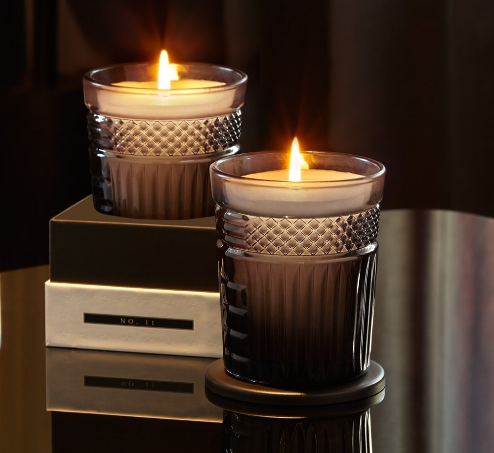 Neill Strain Floral Couture Fragranced Candle No. 11