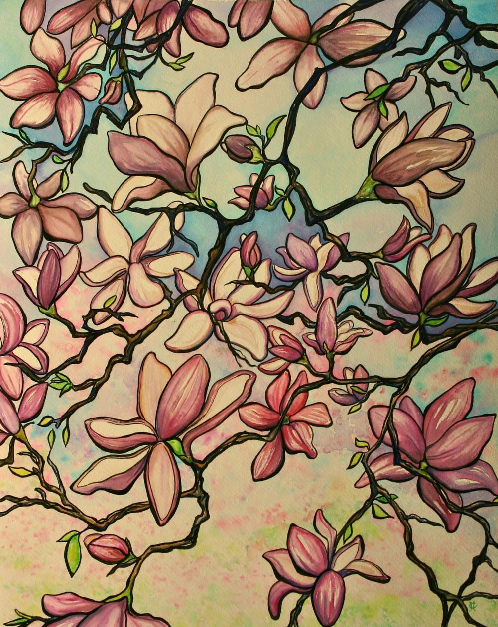 MMMM! Magnolias