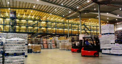 This is our main warehouse