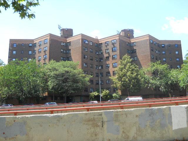 Baruch Houses NYCHA