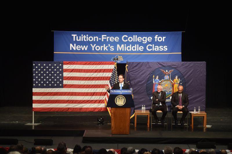 Cuomo Free College Speech