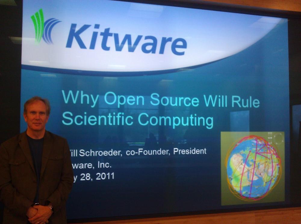 Dr. Will Schroeder